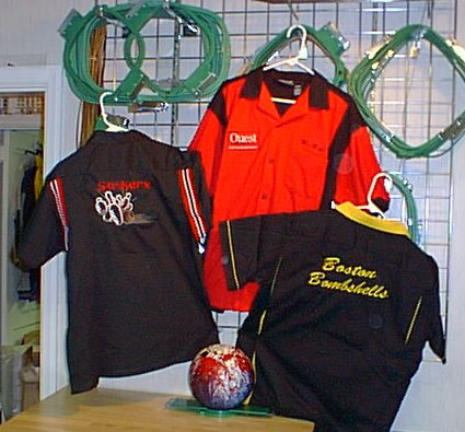 Specialties Quest Custom Embroidery